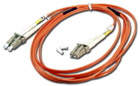 Fiber Multimode LC to LC Patch Cord Duplex - 2m/6.6ft (FDLC-2M)